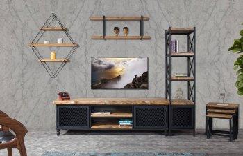 TV Ünitelerini Farklı Parçalarla Nasıl Dekore Edilir